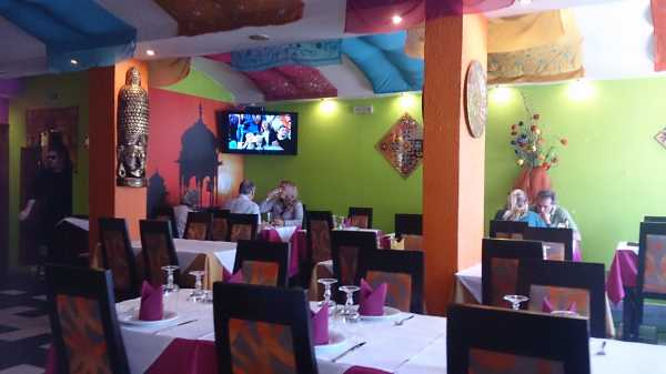 Indian Restaurant Portugal Holiday